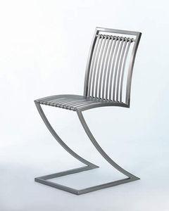 Meyer Stahlmobel - zett - Stuhl