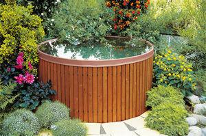 Ideanature - cuve eau 1000 - Wassertank