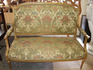 Antiquariato Europeo -  - Sofa 2 Sitzer