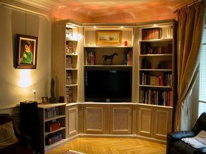 Ebénisterie Hackspill -  - Eck Bibliothek