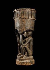 Coppens Tribal Art - tambour, leti - Trommel