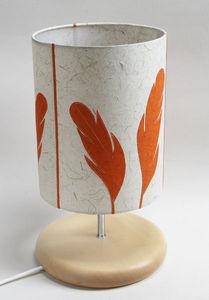 Sarah Walker Artshades - applique shade - Tischlampen