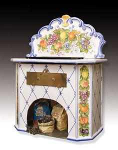 Pugi Ceramiche -  - Holzkohlegrill