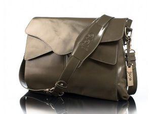 AUREART - colette taupe - Computer Tasche