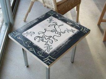 Atelier Christine -  - Garten Beistelltisch