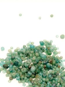 Aurélie DoYe - indo pacific beads from thailand - Aufziehperlen