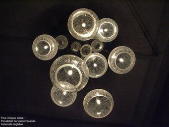 Les Verreries De Brehat -  - Deckenlampe Hängelampe
