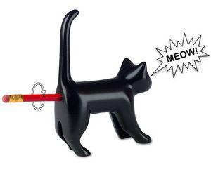 Luckies of London - sharp-end cat's bum pencil sharpener - Anspitzer
