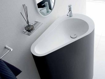 Rexa Design -  - Fuß Oder Säulenwaschbecken