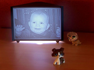 Artisa Num -  - Kinder Schlummerlampe