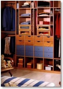 Jean Marc Baillet -  - Garderobenschrank