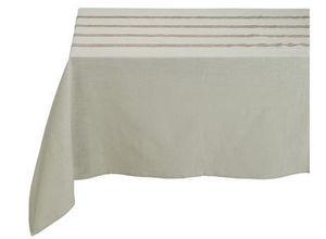 BELDEKO - nappe carrée ete grise - Viereckige Tischdecke