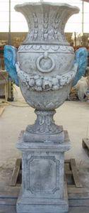 pierre et vestiges -  - Garten Urne