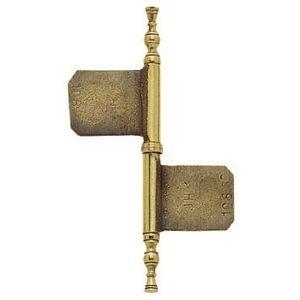 FERRURES ET PATINES - fiche de meuble en bronze style regional - gamme l - Tür Fensterangel