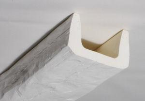 Nevadeco - t 20 blanche en 3.50m - Zierbalken