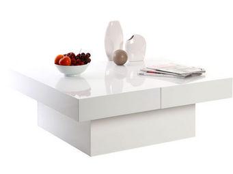 Miliboo - laureen table basse - Couchtisch Quadratisch