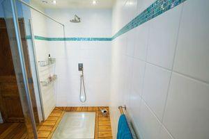 Telamon -  - Innenarchitektenprojekt Badezimmer