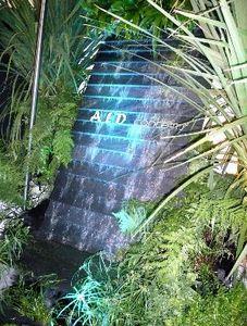 ALD CONCEPTS -  - Springbrunnen