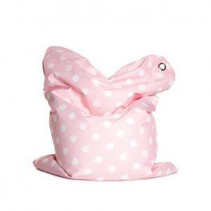 SITTING BULL - sitting bull - pouf fashion mini bull bébé pink - - Kindersitzkissen