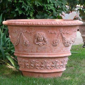 POGGI UGO -  - Garten Blumentopf