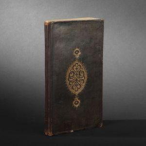 Expertissim - manuscrit de généalogie ottomane, 1593 - Altes Buch