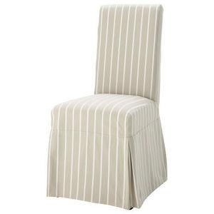 Maisons du monde - housse de chaise margaux - Stuhl Bezug