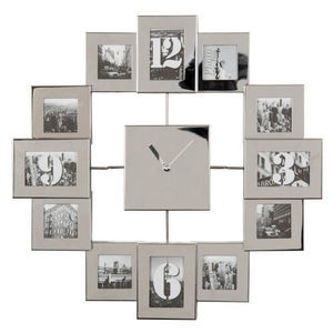 Maisons du monde - horloge urban chic - Fotorahmen