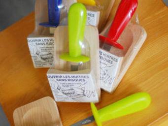BARCLER - couteau a huitre - Küchenutensilien