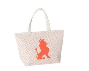 FRENCH KING - cabas en coton bio - Einkaufstasche
