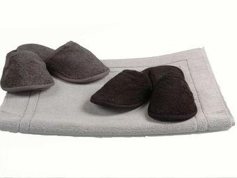 SIRETEX - SENSEI - mules unies éponge 420gr/m² - Pantoffel