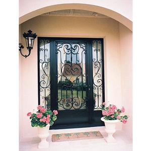 Reignoux Creations -  - Verglaste Eingangstür