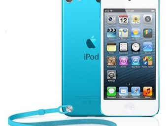 APPLE - ipod touch 64 go bleu (5me gnration) - new - Mp3