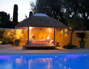 Honeymoon - safari - Gartenlaube