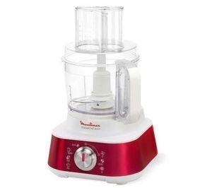 Moulinex - robot mnager masterchef 8000 rouge rubis fp659 - Küchenmaschine