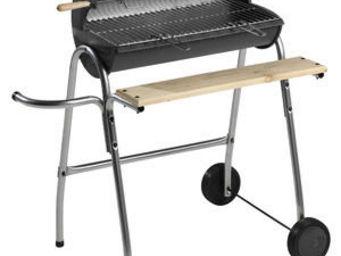 INVICTA - barbecue managua spécial brochettes en fonte et ac - Holzkohlegrill