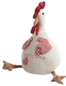 Aubry-Gaspard - cale-porte poule welcome - Türkeil