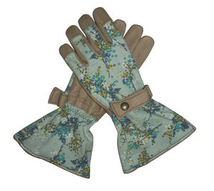 ESPUNA - gants de cueillette japan cuir d'agneau - Gartenhandschuhe