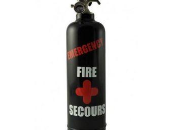 FIRE DESIGN - appareil d'extinction emergency - Feuerlöscher
