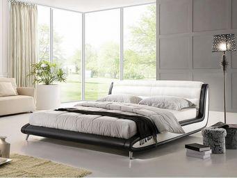 BELIANI - lit à eau nizza180x200 - Wasserbett