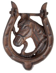 BEST FOR BOOTS - heurtoir de porte fer à cheval - Türklopfer
