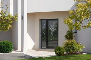 K Par K -  - Verglaste Eingangstür