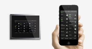Gira -  - Touchscreen Haustechnik
