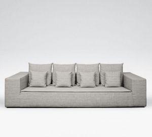 Armani Casa - los angeles  - Sofa 4 Sitzer