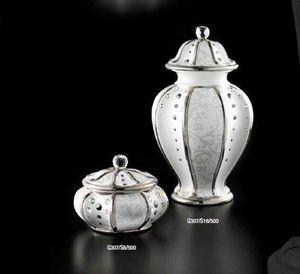 Ceramiche Stella -  - Vase Mit Deckel
