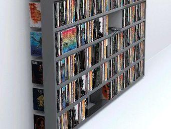 MALHERBE EDITION - wall disc laquée - Offene Bibliothek