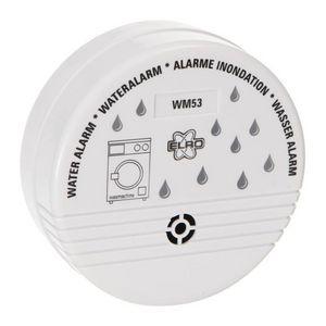 CFP SECURITE - alarme domestique - détecteur d'inondation wm53 - - Wassermelder Mit Alarm