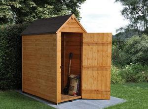 Forest Garden - overlap dip treated  - Holz Gartenhaus