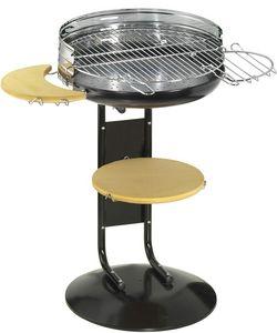 Dalper - barbecue à charbon rond original new garden - Holzkohlegrill