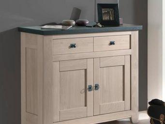 Ateliers De Langres - meuble d'entrée whitney - Hoches Anrichte