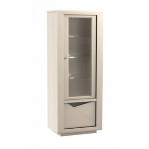 Girardeau - colonne avec tiroir bar macao - Vitrinen Schrank